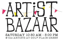 30A Artist Bazaar, Santa Rosa Beach at Gulf Place Town Center