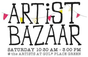 30A Artist Bazaar, Santa Rosa Beach at Gulf Place Town Center
