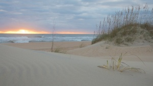 Outere Banks NC, Cape Hatteras National Sea Shore.