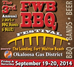 Fort Walton Beach Florida Bar-B-Que Festival