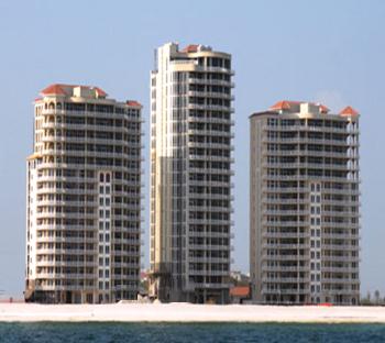 La Riva Condos, Perdido Key Florida