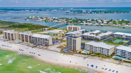 Orange Beach Alabama Condominiums For Sale, Phoenix VIII, Tidewater, Lei Lani Tower