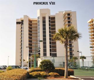 Phoenix VIII Condo For Sale in Orange Beach AL