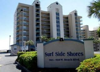 Surfside Shores condo for sale in Gulf Shores AL